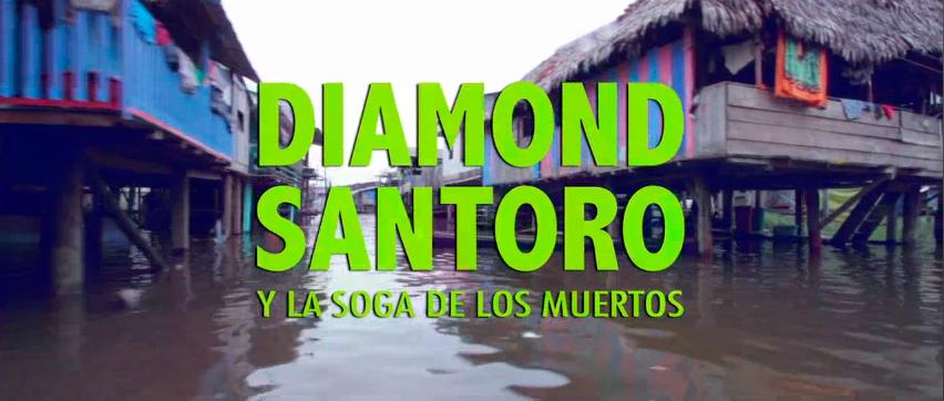 Diamond Santoro y la soga de los muertos, de Gianfranco Quattrini