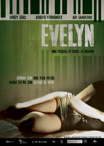 Evelyn - poster