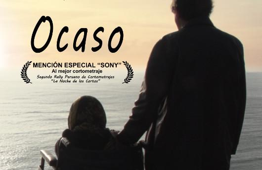 Ocaso, de Cristian Cancho