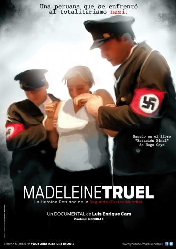 Madeleine Truel - poster