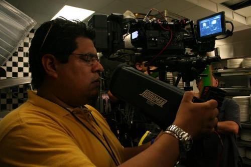 Santiago Vitteri, director peruano