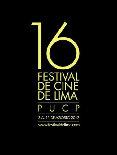 16 Festival de Lima - afiche