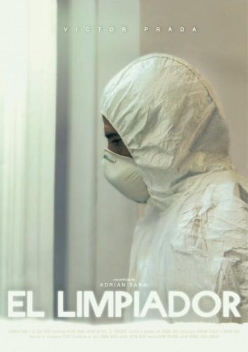 El limpiador, de Adrian Saba - afiche