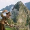 Tadeo, el explorador perdido, en Machu Picchu