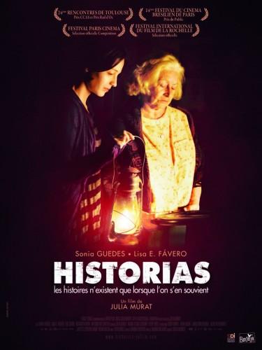 Historias que solo existen cuando son recordadas - poster