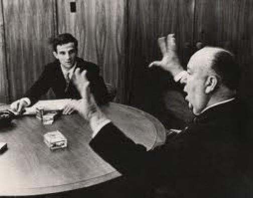 Hitchcock con Truffaut