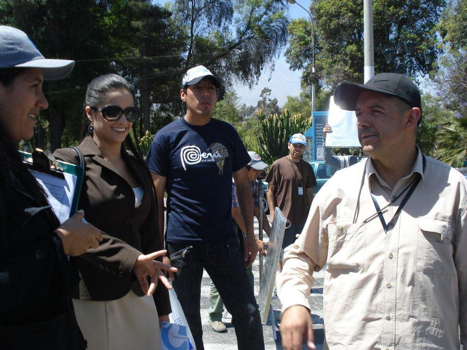 Encadenados, Miguel Barreda dirige a Melania Urbina