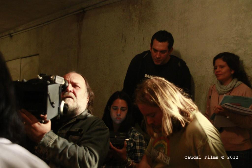 La luz en el cerro - Ricardo Velarde