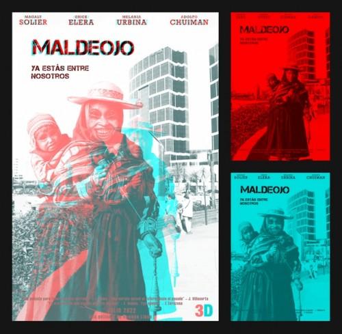 Maldeojo - poster