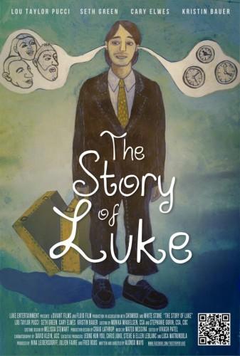 The Story of Luke - poster