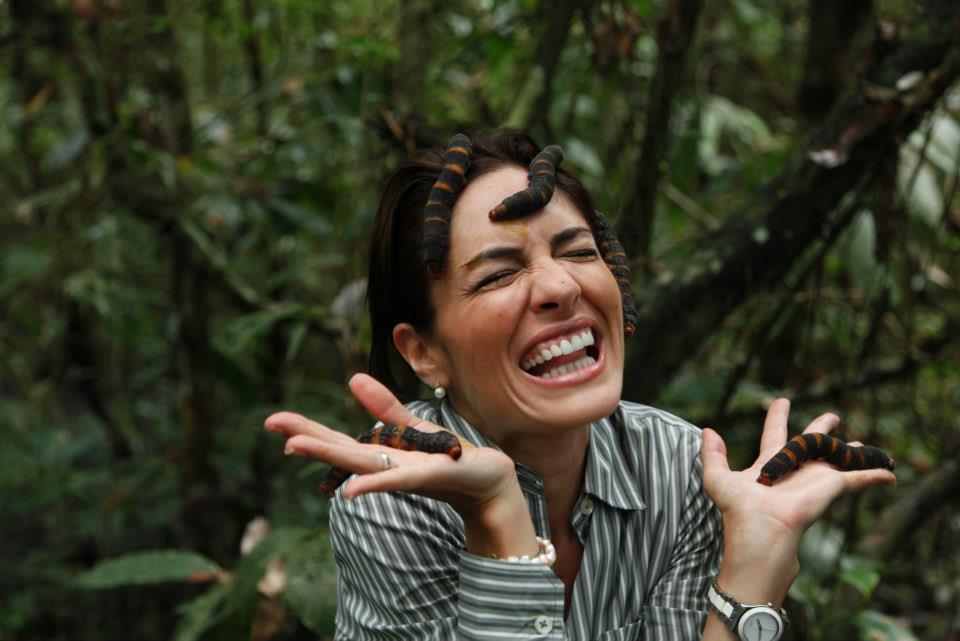 Amazonas, la ruta indomable, Mavila Huertas