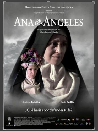 Ana de los Ángeles, poster