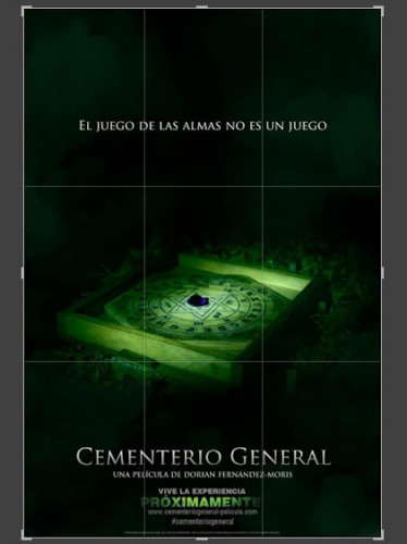 Cementerio general, poster
