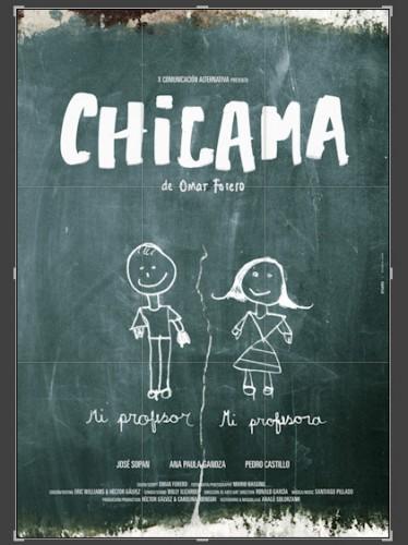 Chicama, poster