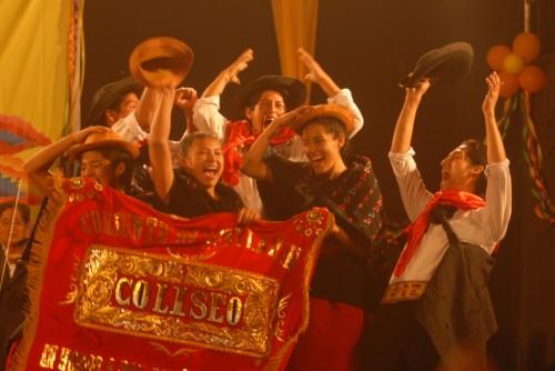 Coliseo, los campeones