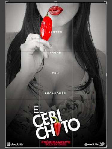 El cebichito, poster