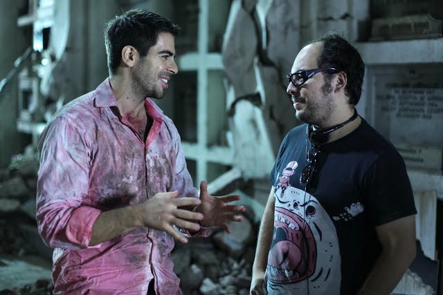 Eli Roth y Nicolás López, Aftershock, The Green Inferno