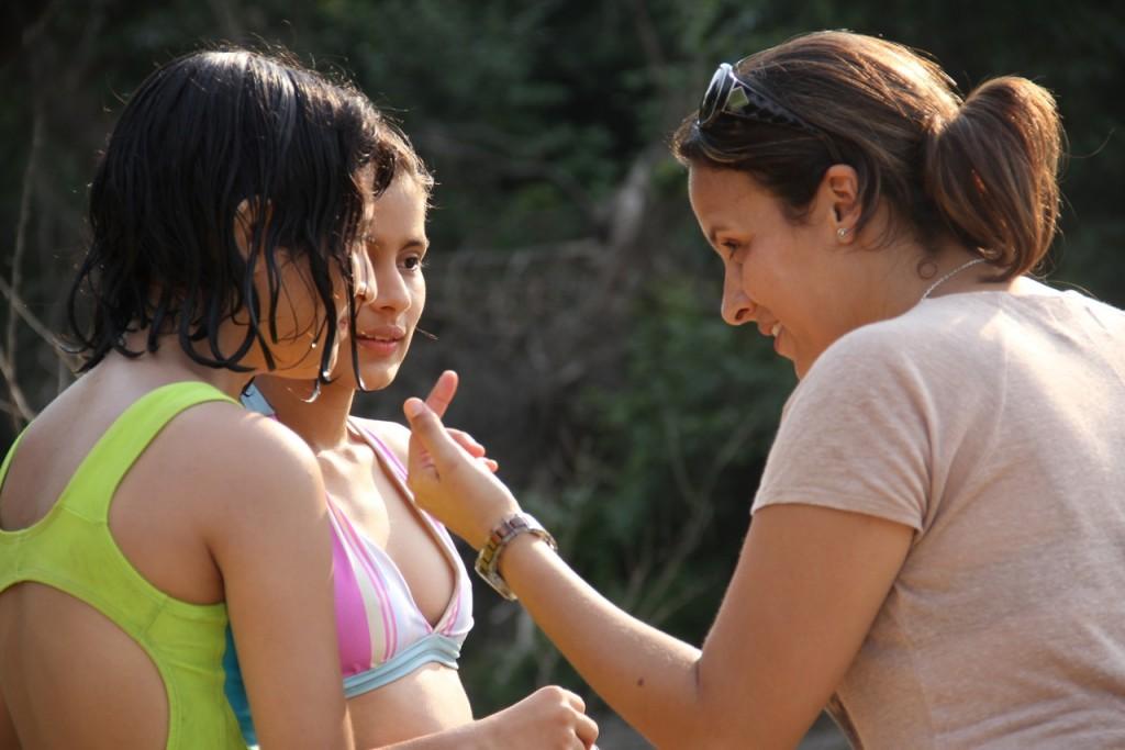 Enrica Perez y Claudia Ruiz, en Climas