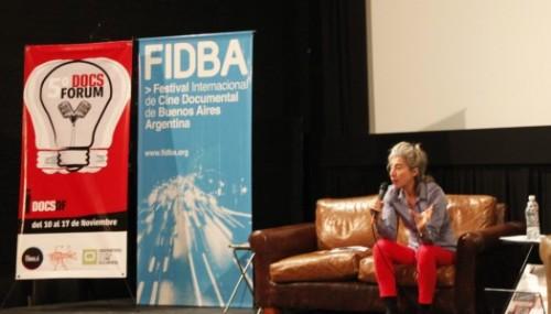 Presentación del Instituto Sundance, por Bruni Burres