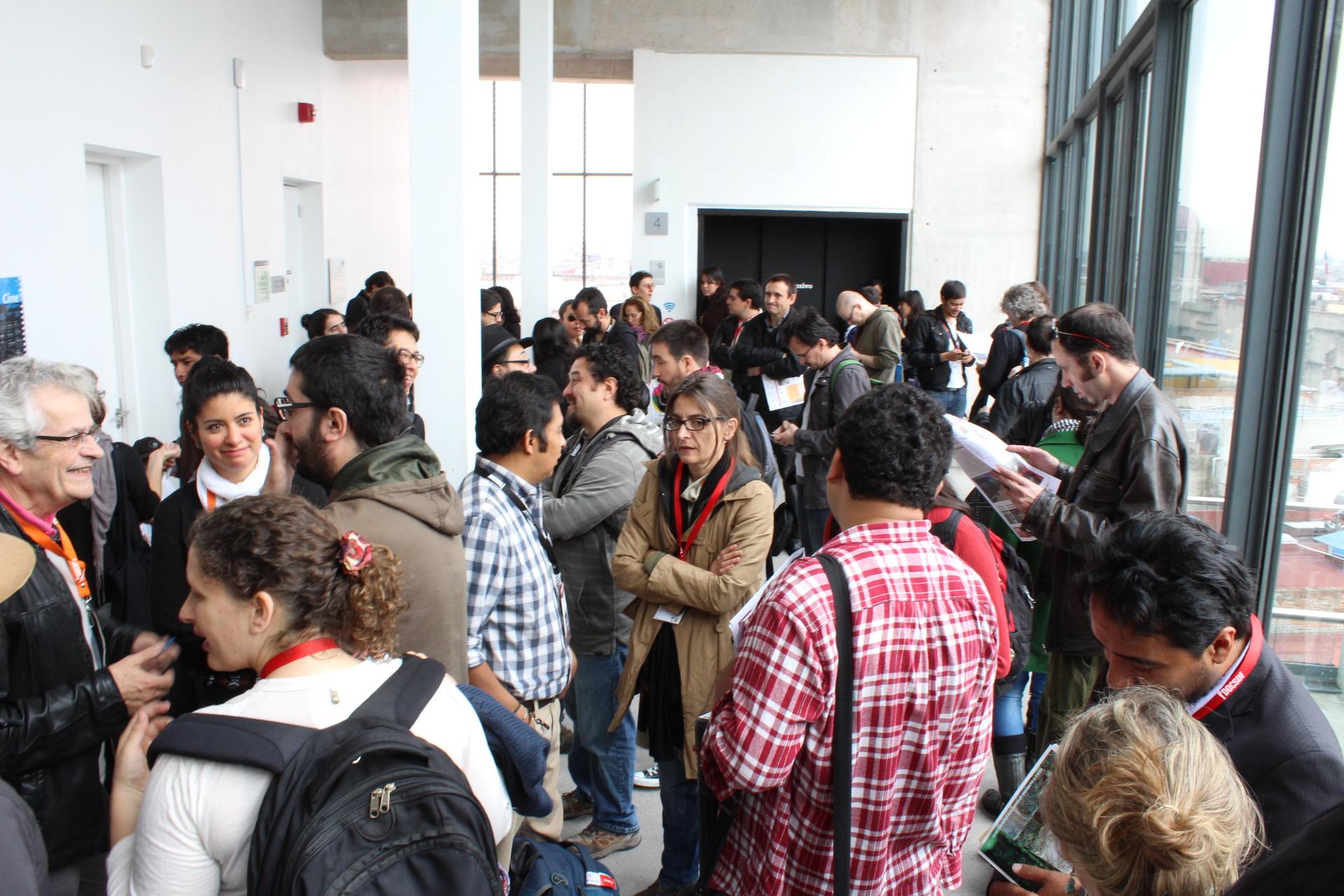 Foro Iberoamericano de Productores - Hall