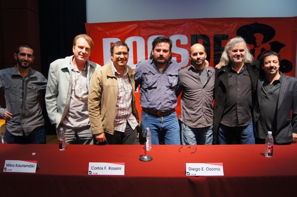 Conferencia Inauguración DocsDF 2012