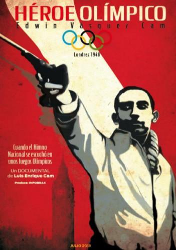 Héroe olimpico - documental sobre Edwin Vasquez