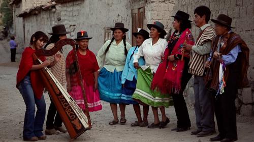 Sigo siendo - Kachkaniraqmi, en Ayacucho