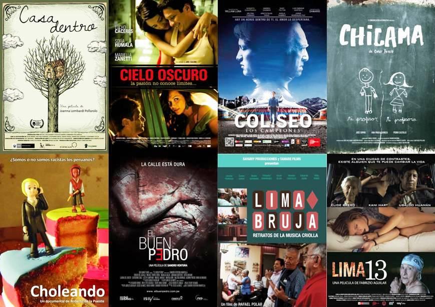 Cine peruano 2012