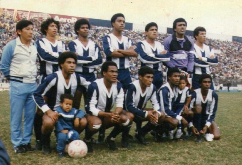 Equipo Alianza Lima 1988