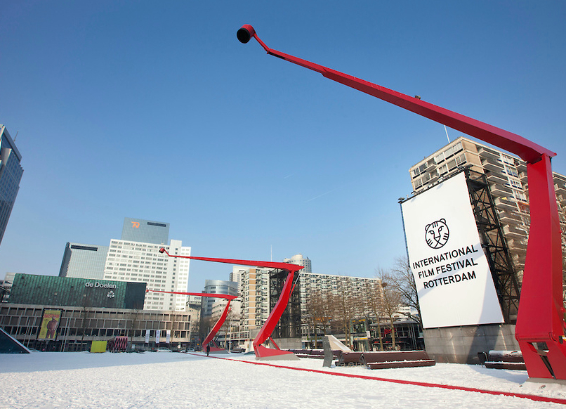 International Film Festival Rotterdam 2013 - nieve