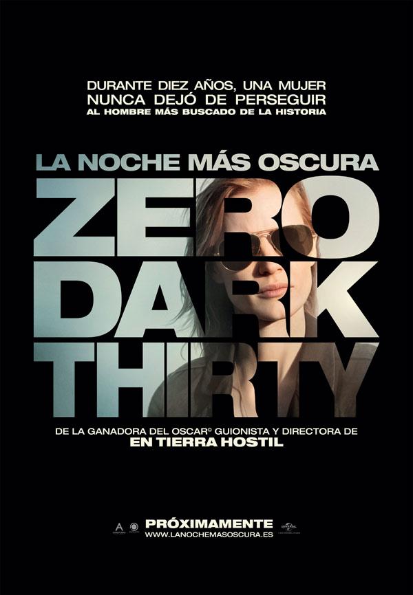 Zero Dark Thirty - La noche más oscura