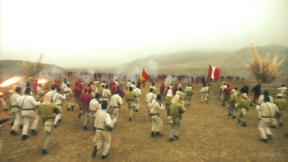 Gloria del Pacifico, Alianza Peruano Boliviana
