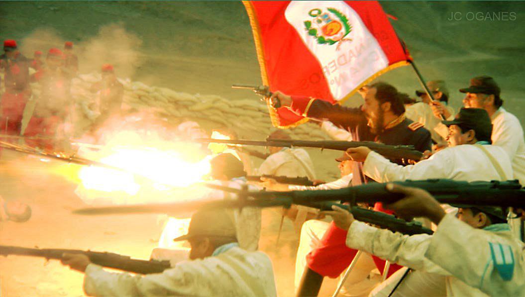 Gloria del Pacifico, película sobre la Guerra con Chile