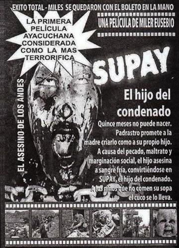 Supay, el hijo del condenado