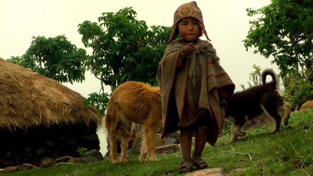 Documental Inkarri, de Jose Huaman
