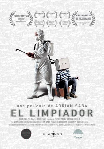 El limpiador poster