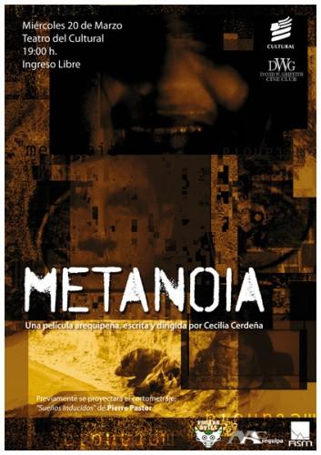 Metanoia, de Cecilia Cerdeña
