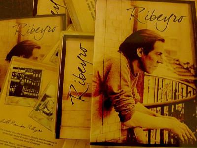 Ribeyro, portada del documental
