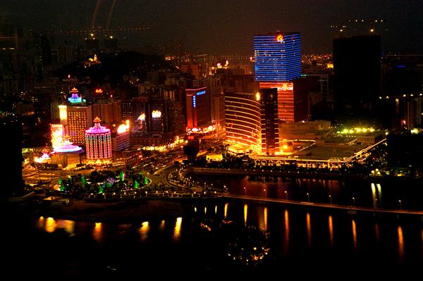 A última vez que vi Macau