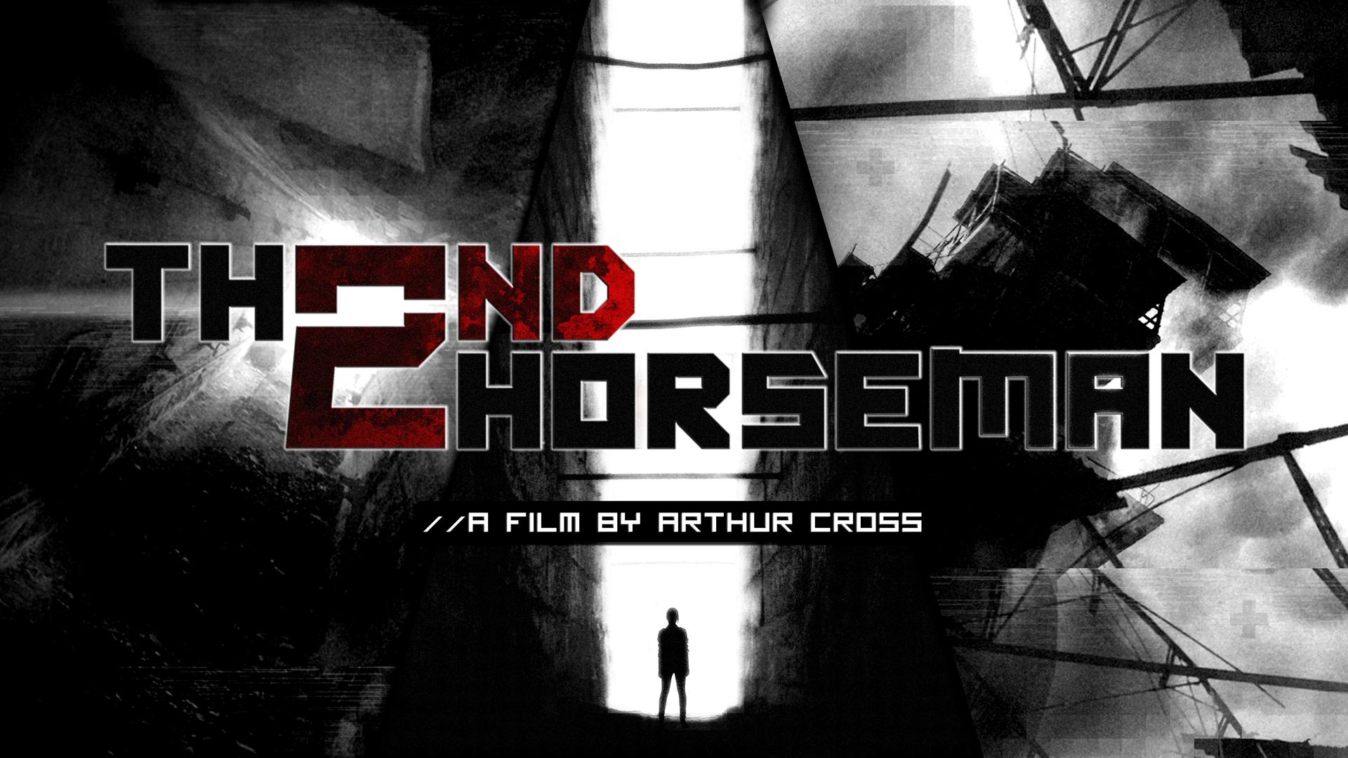 The 2nd Horseman - banner