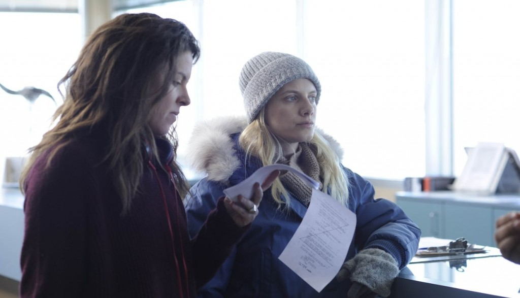 Cry Fly, Claudia Llosa y Mélanie Laurent
