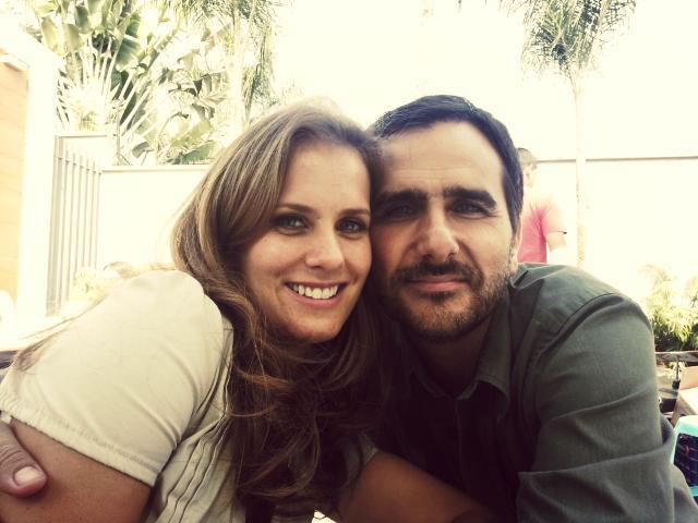 La hora azul - Rossana Fernandez y Giovanni Ciccia