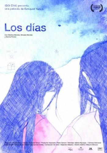 Los días, de Ezequiel Yanco - poster