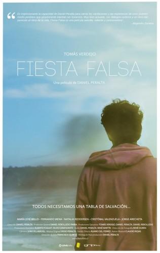 Fiesta falsa - afiche