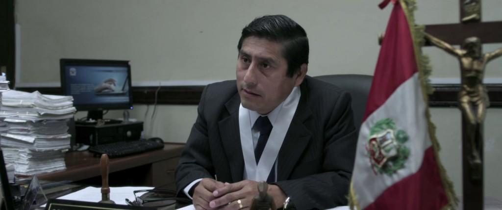 Fernando Bacilio en El mudo