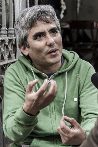 Héctor Gálvez, director de NN