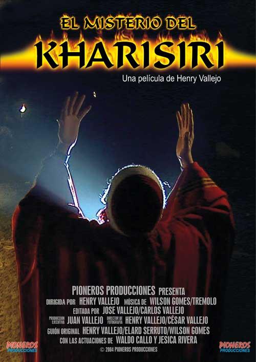 Kharisiri-poster