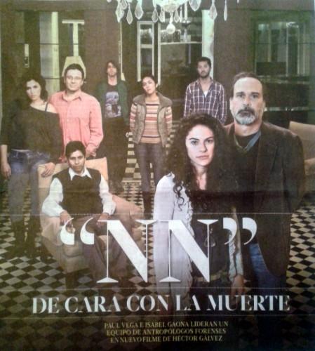 NN, de Hector Galvez - actores