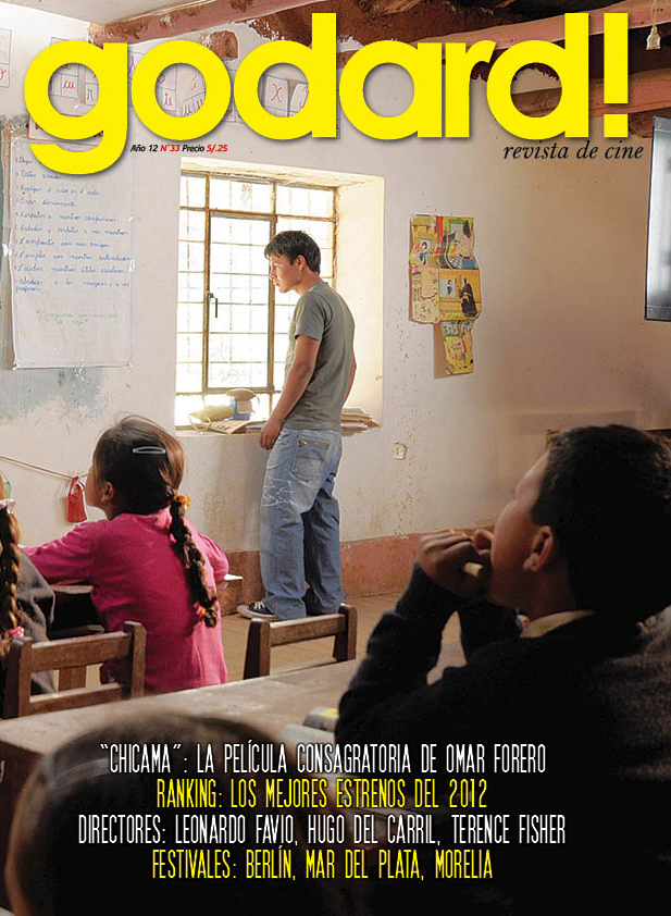 Revista Godard N°33