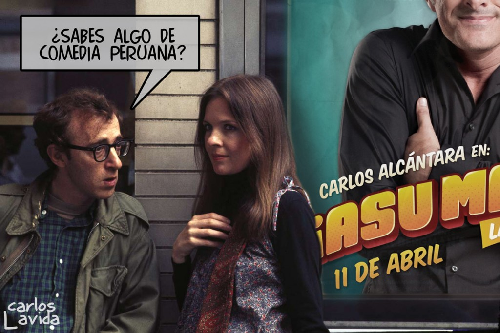 Asu Mare meets Annie Hall
